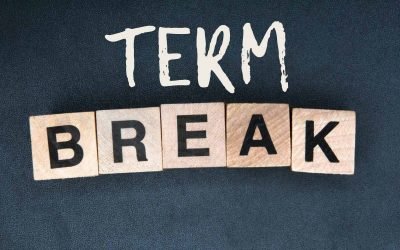 Fun activities to help you recharge, refresh and stay safe on Term Break
